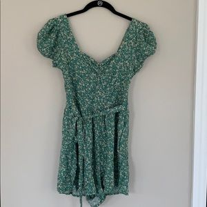 Brand New American Eagle Romper with Tags